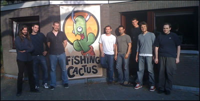 FiShing Cactus company banner
