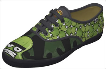 Fishing Cactus Shoes