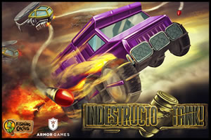 Indestructotank available on iPhone, iPad, Android