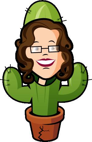 Fishing Cactus - Silvia cactus